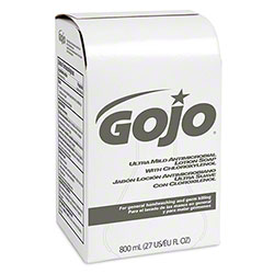 GOJO ANTIMICROBIAL SOAP ANTIMICROBIAL SOAP 12/800ml/CS